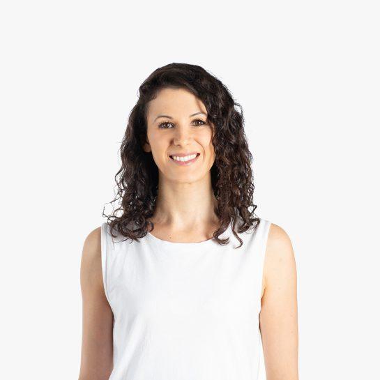 Tegan Ali Digital Account Manager smiling