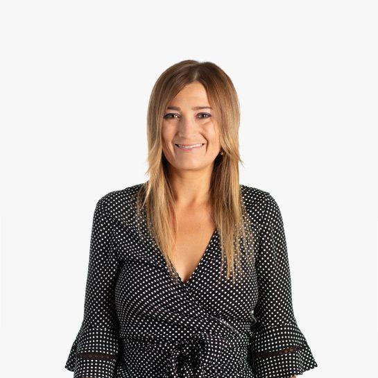 Ashleigh Abbott, Lead Creative smiling