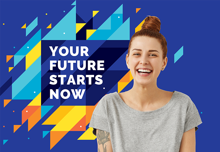 Your Future Starts Now