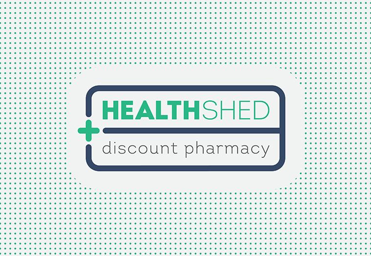 Nexus Group Healthshed logo designed by communikate