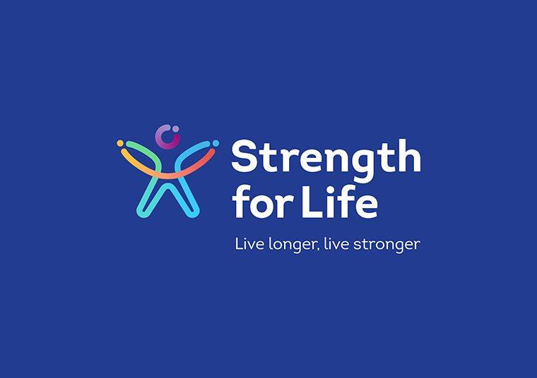 Strength for Life. Live longer, live stronger