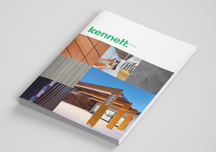 Kennett Builders booklet